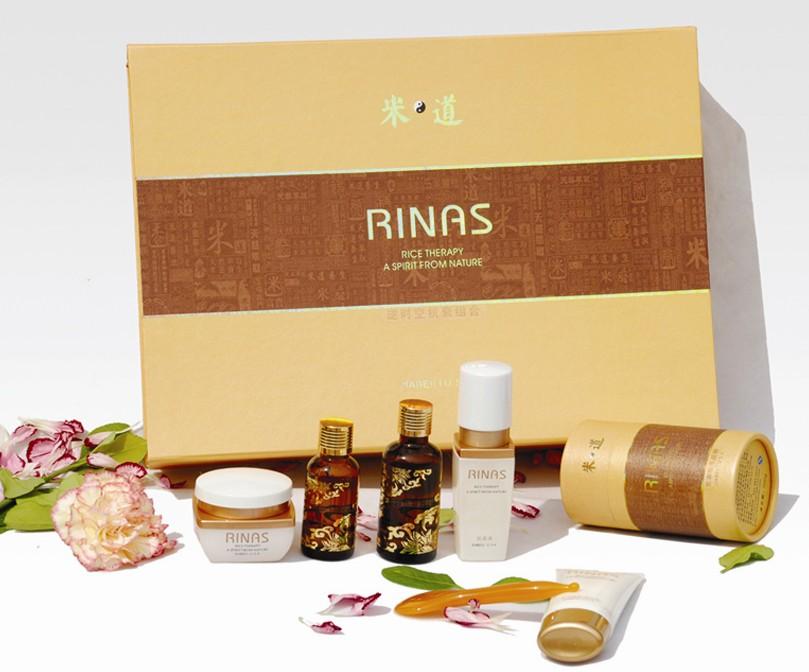 RINAS细致毛孔系列